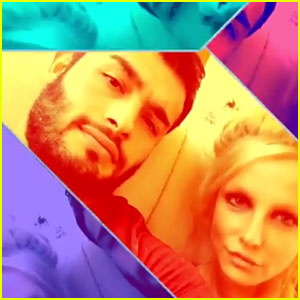 Britney Spears & Boyfriend Sam Asghari Share Fun Video Together