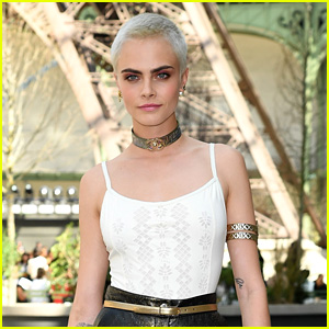 Cara Delevingne Says Modeling Doesn't Ignite Her Fire (Video)