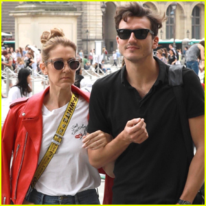 Is Celine Dion Dating Her Backup Dancer?!