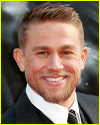 Charlie Hunnam Is Now a Godfather!