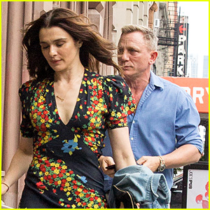 Daniel Craig & Rachel Weisz Attend 'Hamlet' Opening Together!