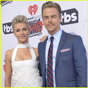Derek Hough Gushes About Sister Julianne's Wedding: 'It Was Truly Perfect'