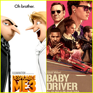'Despicable Me 3' Wins Box Office Weekend, 'Baby Driver' Debuts Strong