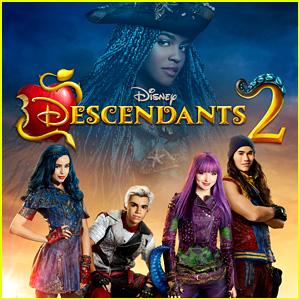 Disney's 'Descendants 2' - Full Cast & Songs List!