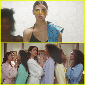 Dua Lipa Premieres 'New Rules' Music Video - Watch Here!