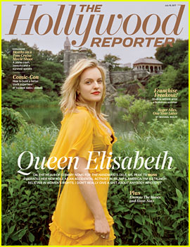 Elisabeth Moss Reveals What It's Like To Be Nominated for 8 Emmy Awards