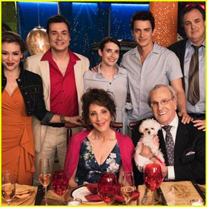 Emma Roberts & Hayden Christensen - 'Little Italy' First Look!