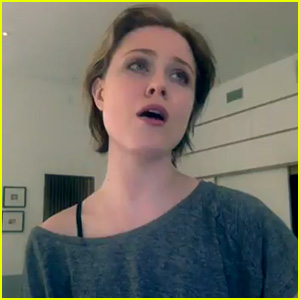 Watch Evan Rachel Wood Sing 'Satisfied' from Broadway's 'Hamilton' (Video)