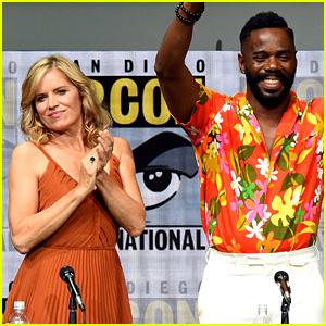 'Fear the Walking Dead' Cast Debuts Season 3 Trailer at Comic-Con!