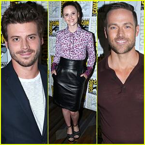 'Midnight, Texas' Cast Celebrates a Birthday at Comic-Con!