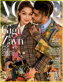 Gigi Hadid & Zayn Malik Cover Vogue August 2017, Talk Gender & Fashion Today