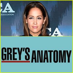 Jaina Lee Ortiz Lands Role in 'Grey's Anatomy' Spinoff!