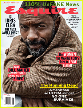 Idris Elba Reveals Something He's Not Good at & You May Be Able to Relate!