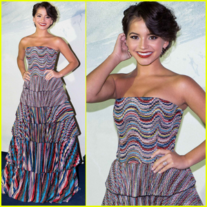 Isabela Moner Premiere 'Transformers: The Last Knight' in Brazil!