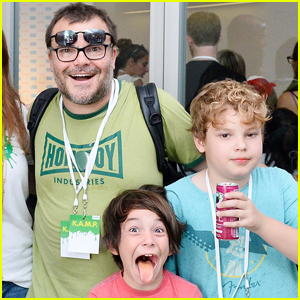 Jack Black Spills on His Sons' Artistic Pursuits: 'I've Got a Couple Picassos!'