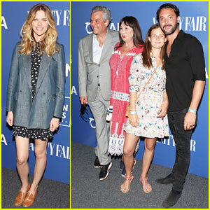 Jack Huston Makes Oceana & The Walden Woods Project Gala A Family Affair!