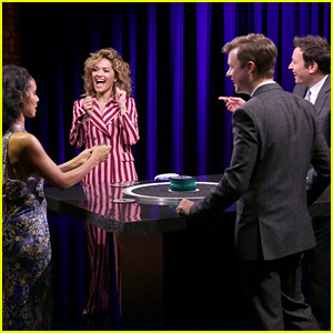 Jada Pinkett Smith, Dane DeHaan, & Rita Ora Play Catchphrase with Jimmy Fallon!