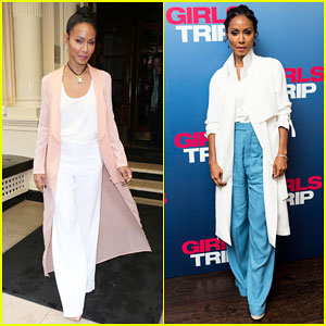 Jada Pinkett Smith On 'Girls Trip': 'It's Important for Black Women to See Us Having This Experience'