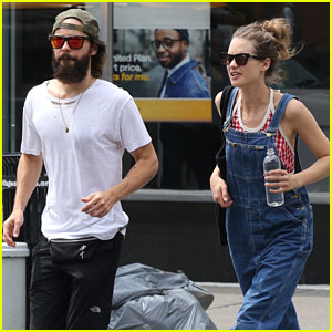 Jared Leto Stays in New York City During Comic-Con 2017