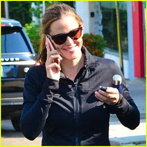 Jennifer Garner Emerges Amid Reports That She 'Confronted' Lindsay Shookus