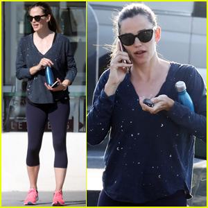 Jennifer Garner Steps Out Following Ben Affleck Dating News