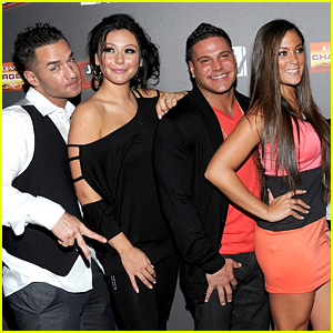 'Jersey Shore' Reunion Will Be Pilot for New E! Series