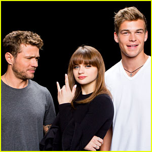 Joey King Gets Some High Praise From Her Co-Star Ryan Phillippe!