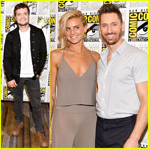 Eliza Coupe Photos News And Videos Just Jared Page 2