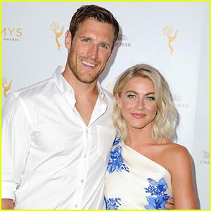Julianne Hough Marries Hockey Player Brooks Laich!