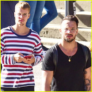 Justin Bieber's Pastor Carl Lentz Is Ridiculously Hot! (Photos)