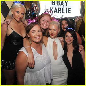 Karlie Kloss Reveals Time She Got Friend-Zoned In High School!