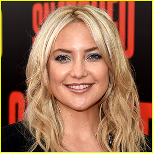 Kate Hudson Shaves Her Head for New Project with Sia