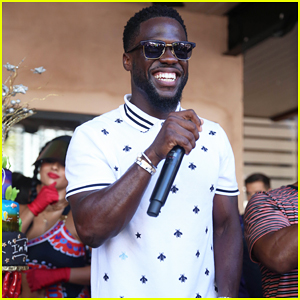 Kevin Hart Celebrates Birthday with All Star Miami Brunch!