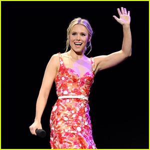 Kristen Bell & Josh Gad Surprise Fans at D23 Pixar Presentation