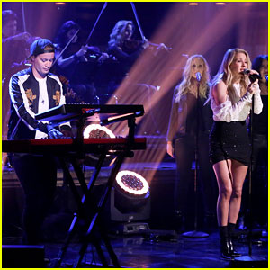 Kygo & Ellie Goulding Perform 'First Time' on 'The Tonight Show' - Watch Here!