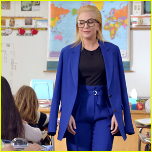 Lady Gaga Surprises Kids as Their Substitute Teacher! (Video)