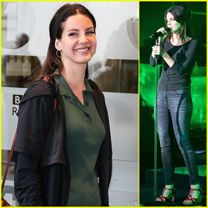 Lana Del Rey Admits She Tried To Hex Trump: 'I'm a Bit of a Mystic at Heart'