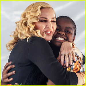 Madonna & Her Kids Open Children's Hospital in Malawi