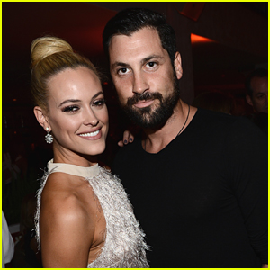 Maksim Chmerkovskiy & Peta Murgatroyd are Married!