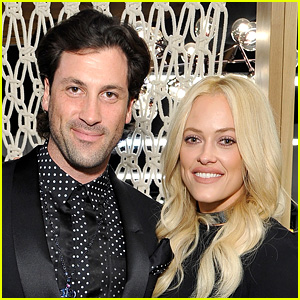 Maksim Chmerkovskiy & Peta Murgatroyd's Wedding Will Take Place at 'Blank Space' Castle!