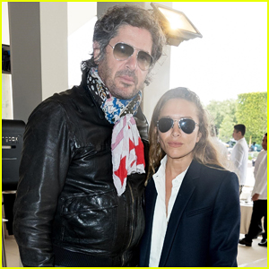 Mary-Kate Olsen Steps Out Solo For Longines Paris Eiffel Jumping Championships!
