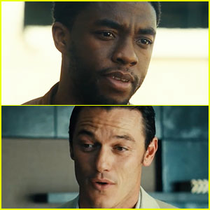 Chadwick Boseman's 'Message From the King' Trailer Is So Intense - Watch Now!