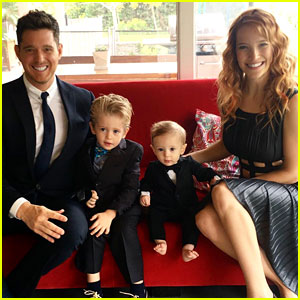 Michael Buble's Wife Luisana Explains How They Kept Strong During Son Noah's Cancer Diagnosis
