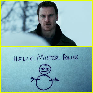 Michael Fassbender's 'The Snowman' Trailer Is Truly Terrifying - Watch Now!