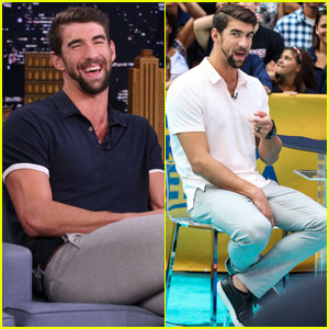 Michael Phelps On His Great White Shark Race: 'They Were Pretty Massive'