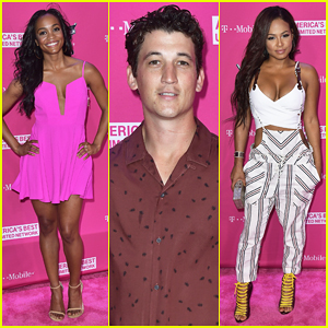 Miles Teller, Rachel Lindsay & More Wrap Up MLB All-Star Weekend at T-Mobile's Derby After Dark Bash!