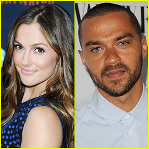 Minka Kelly & Jesse Williams Are 'Strictly Friends' For Now (Exclusive)