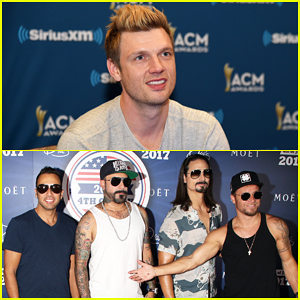 Nick Carter Hints at Possible Backstreet Boys Joint Tour with Spice Girls!