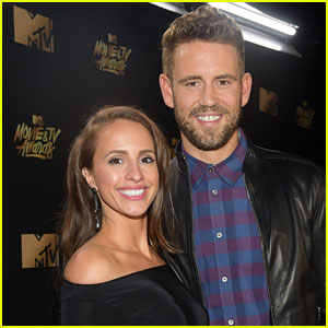 Nick Viall & Vanessa Grimaldi Squash Breakup Rumors in Cute New Pics