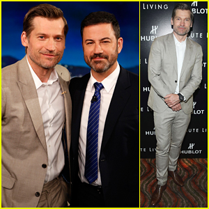 Nikolaj Coster-Waldau Teases Possible Jon Snow Spoiler on 'Jimmy Kimmel Live' - Watch Here!